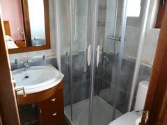 Baño. Apartamentos Rurales Casa El Gaitero