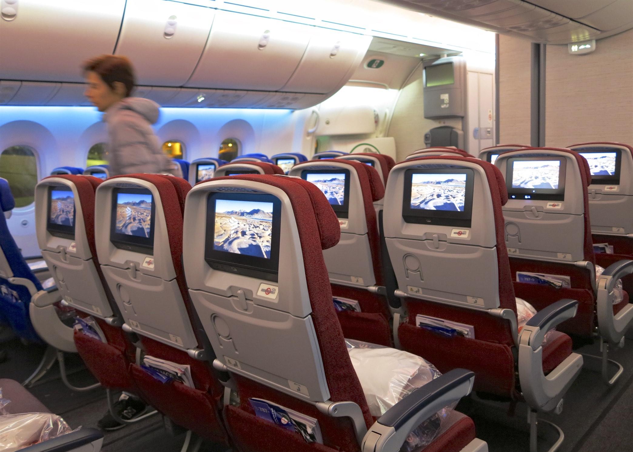 Como [não] escolher um assento no avião