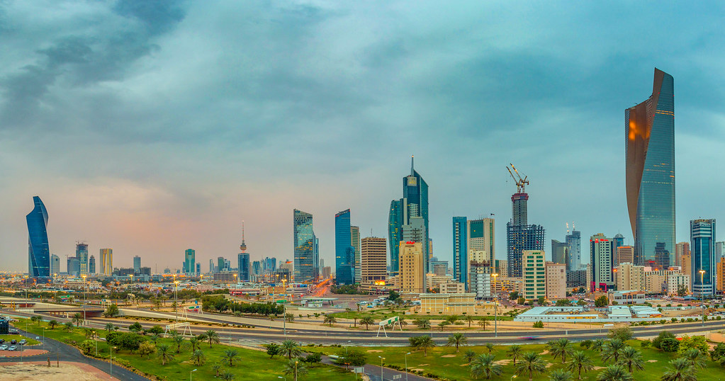 Kuwait City   A part of our beautiful city    My instagram