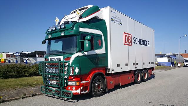 Scania R560 - Åkeri Arne Erlandsson AB