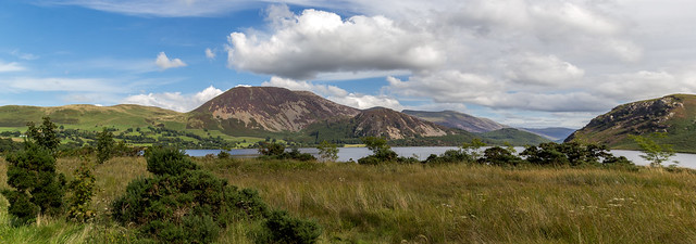 Ennerdale Lake Panorama