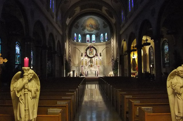 Our Lady of Pompei Catholic Church, Chicago, IL