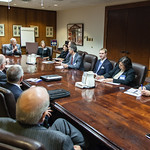 PACB Executive Committee Capitol Hill Visit