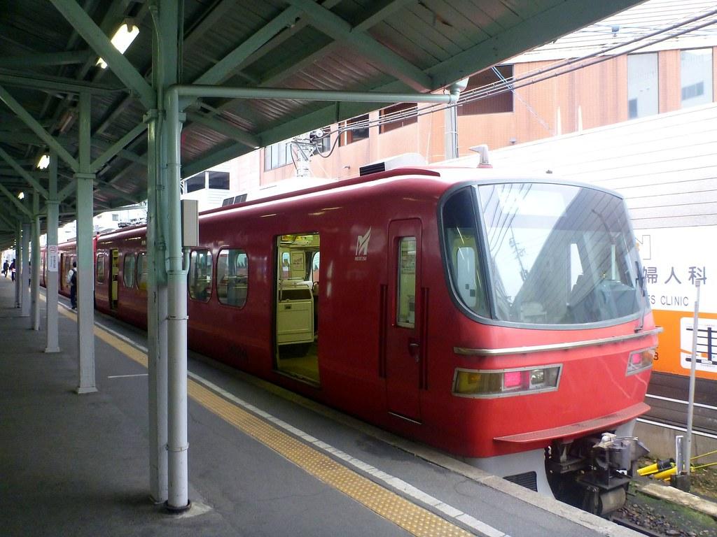 Meitetsu-Gifu Station, Meitetsu