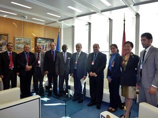 CPF IAEA - Iraq (08010027)