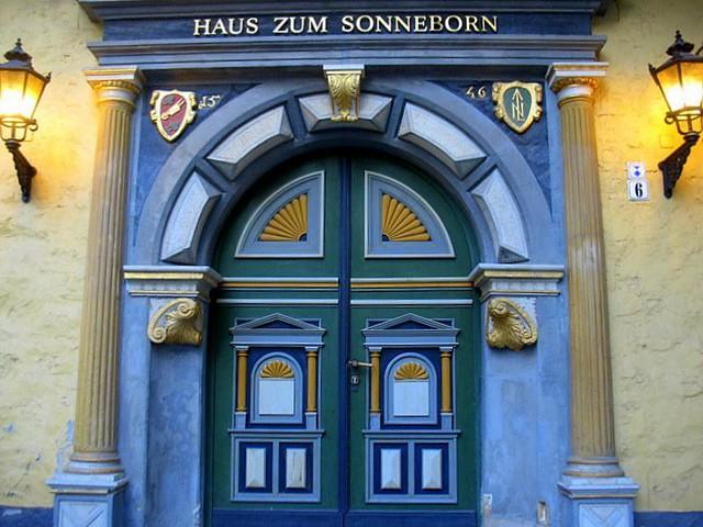 Haus Zum Sonneborn, Erfurt