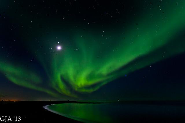 Aurora borealis - Reykavik