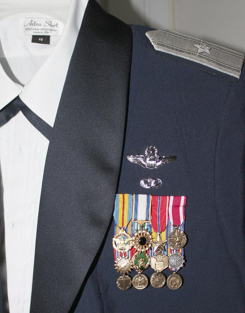 US Air Force Mess Dress | Flickr - Photo Sharing!