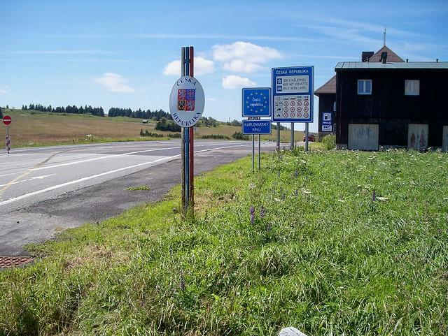 Deutsch Tschechische Grenze