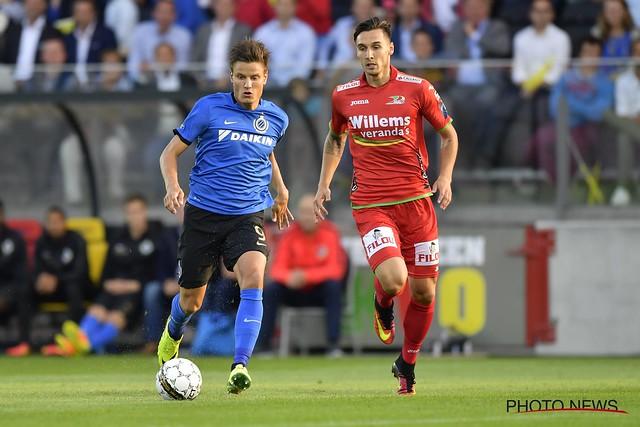 KV Oostende - Club Brugge 05-08-2016