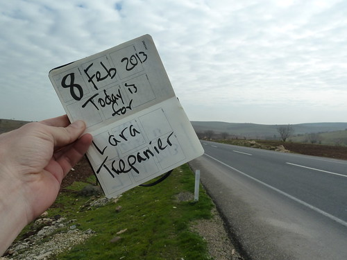 Today is for Lara Trepanier | by mattkrause1969