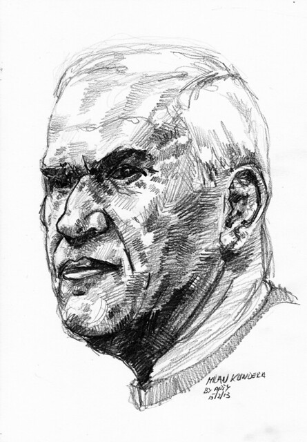 Milan Kundera for PIFAL