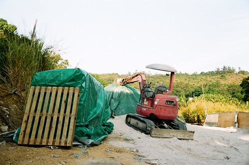 Construction on Lamma | by eva.