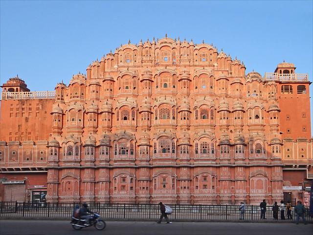 Le Hawa Mahal (Jaipur)