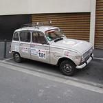 Dans les rues de Toulouse