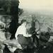 Historic photo of picnic at Panorama Point