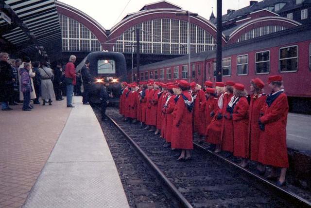 DSB Strike at Copenhagen, 1992