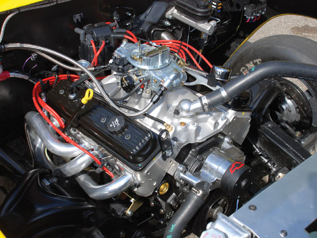 350 Chevy Engines | The 350 Chevy engines are small in size