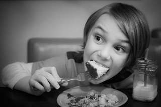 10/52/Portrait - Get in my belly! | by Fluttering By