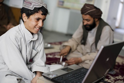 Restoring family links, Afghanistan | by ICRC