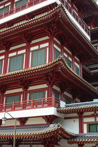 Buddha Tooth Relic Temple, Singapore | by Albert Freeman