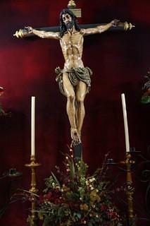 Cristo del Perdon y Misericordia