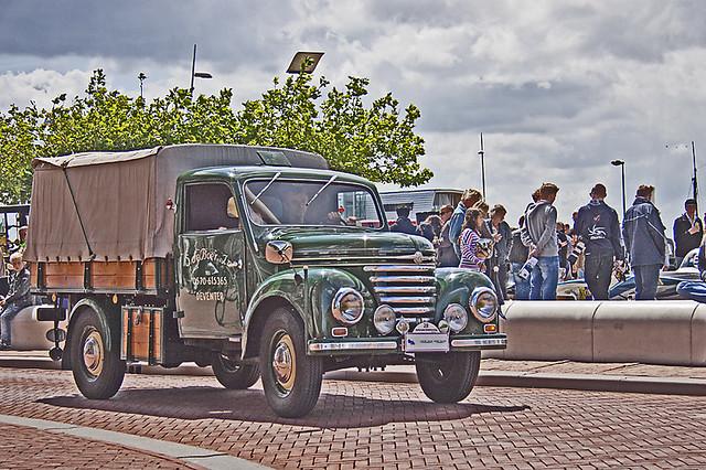 Barkas Framo V 901/2 1956 (9378)