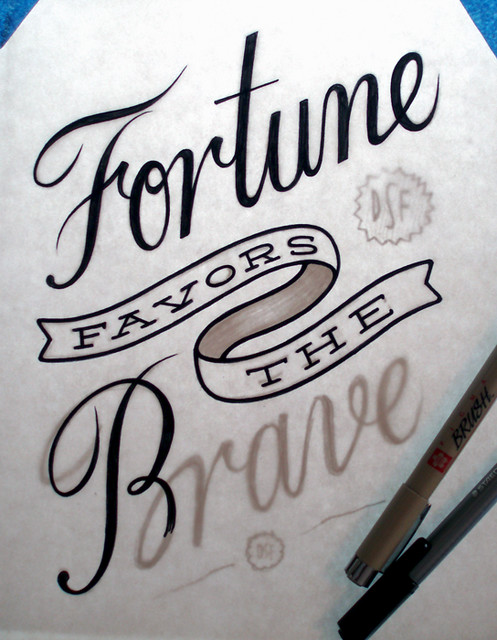 'Fortune' WIP