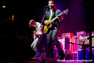The Colourist @ The Fillmore, SF 4/19/13   by The Owl Mag