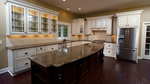 Wilmington Custom Kitchen | by Wayne Homes