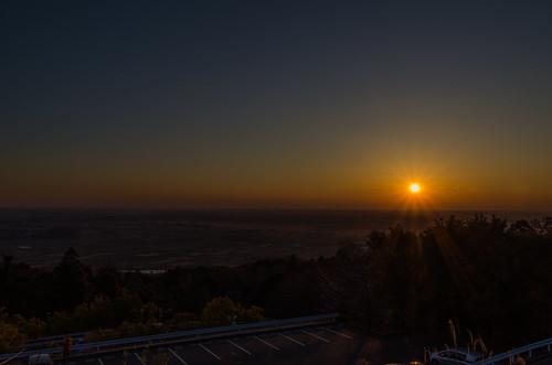 sunset nikon 日本 筑波山 茨城県 つくば市 d5100 tamron18270mmf3563diiivcpzd