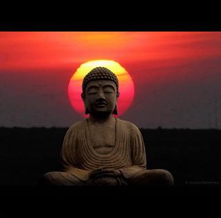 Buddha Sun   by h.koppdelaney