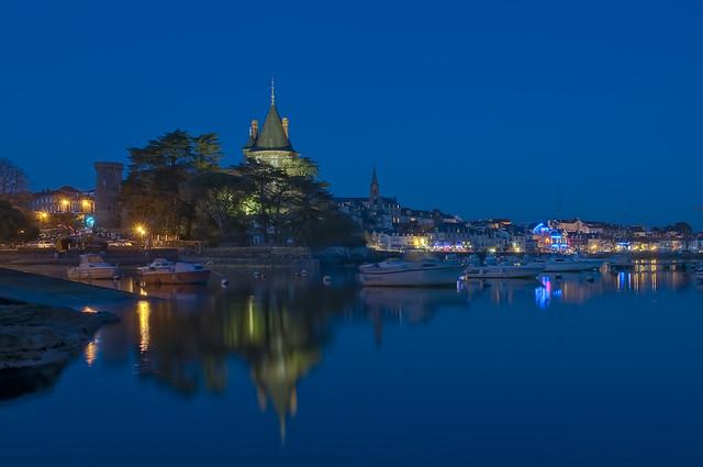 Pornic Chateau de Gilles de Rais Barbe Bleue