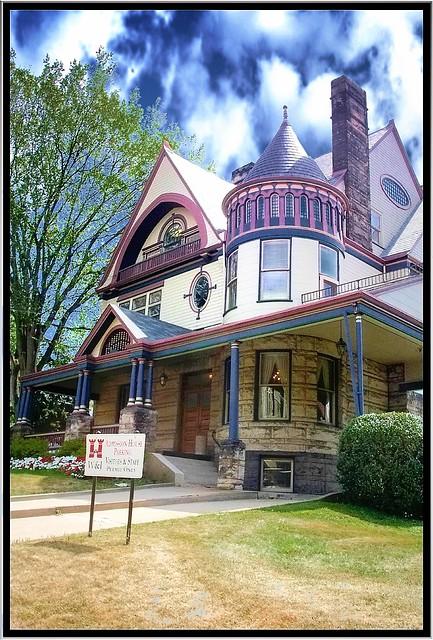 Admission House W & J ~ Washington Pa ~ Study #1
