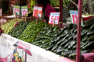 peppers @ tianguis condesa | by bionicgrrrl