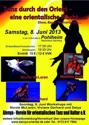 8 Juni 2013 Pohlheim   by Nicole McLaren