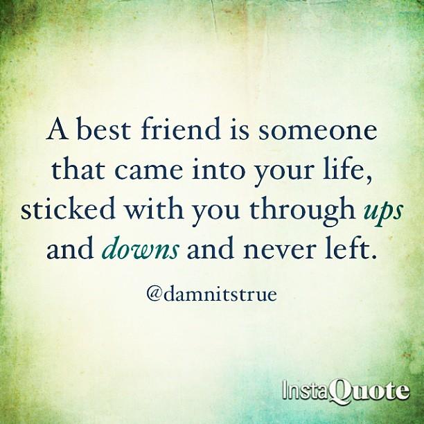 Instaquoteapp Instaquote Bestfriend Friend Quote Li Flickr