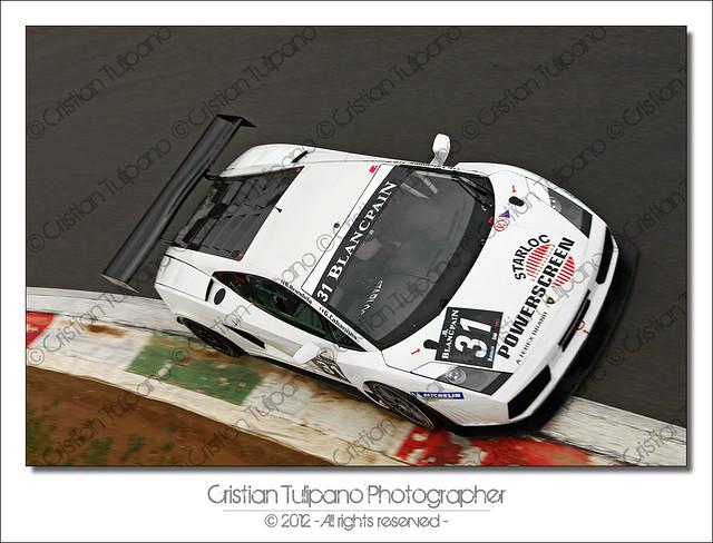 Blancpain Endurance Series - Monza '12
