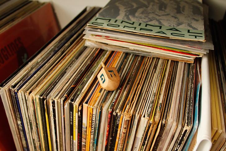 אוסף תקליטים