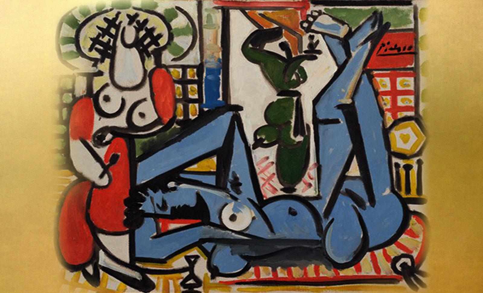 53Delacroix_Picasso