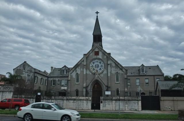 Carmel of St. Teresa & St. Joseph, Former Carmelite Monastery, New Orleans, LA