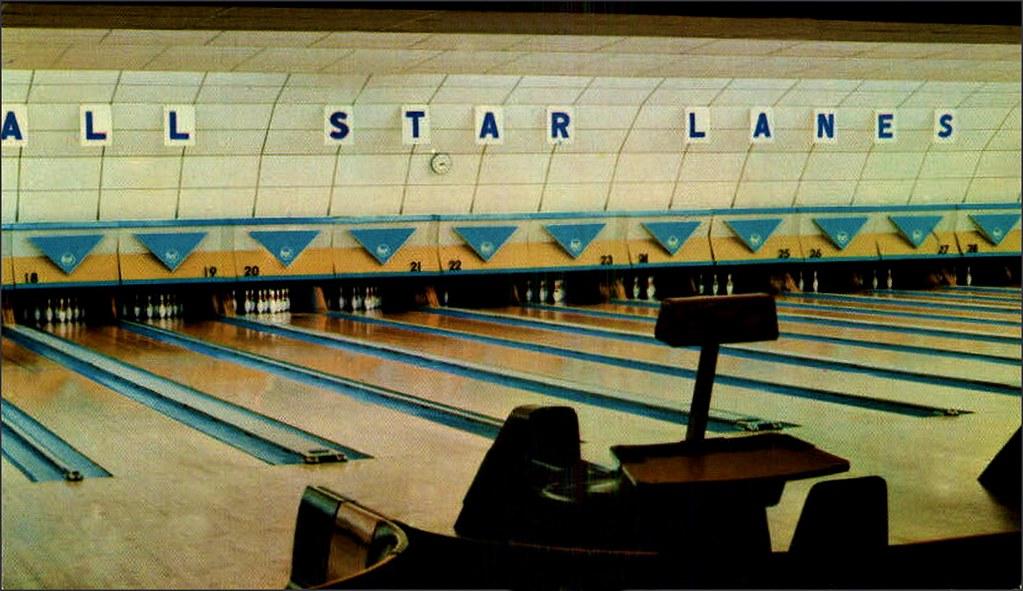 The Lynnway All Star Lanes Bowling Alley, Lynn MA    Flickr