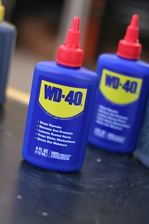 WD-40 drip lube | by Richard Masoner / Cyclelicious