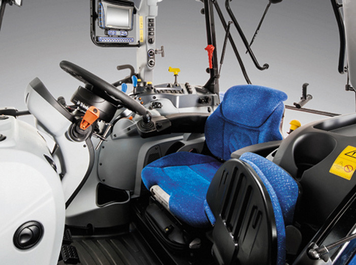 New Holland T5 Electro Command™ Tractor   newhollandag   Flickr