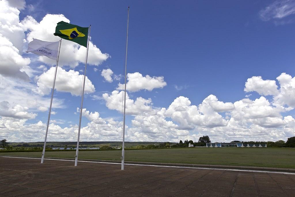 Palácio da Alvorada - Brasília