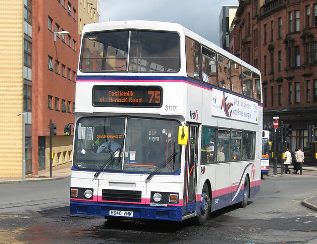 First Glasgow 31117 (H640VNW)