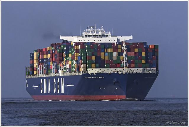 CMA CGM Marco Polo - 27021304