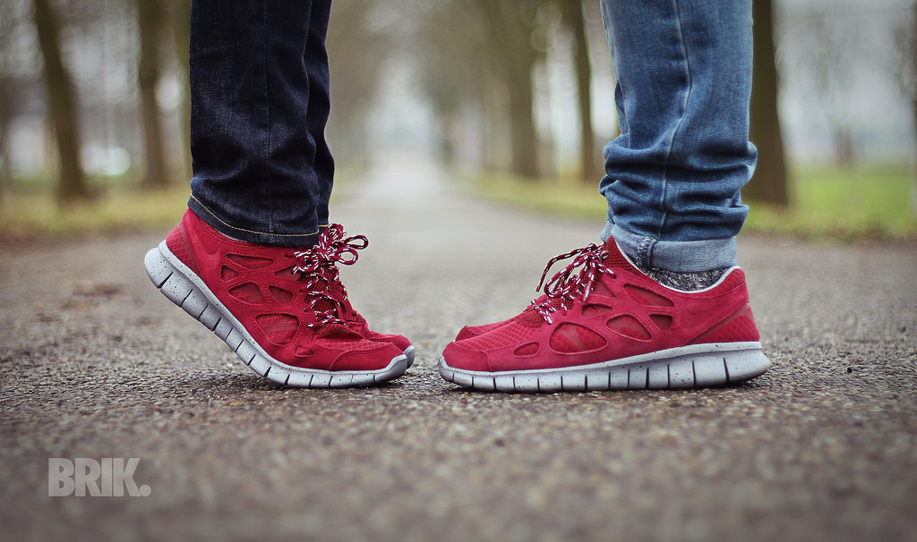 promo code 1e327 9adee by brik Nike Free Run +2