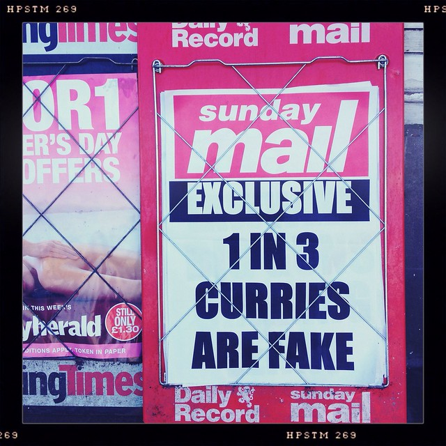 Latest from the Sunday Mentalist...