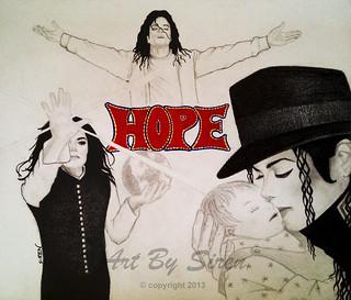 """""""Hope"""" - March 15, 2013   by ArtBySiren"""